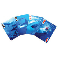 Shark Motion Playing Cards