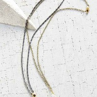 Maya Double Layer Necklace