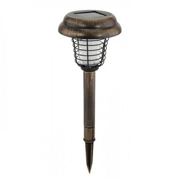 Solar Bug Zapper Path Light