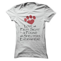 Love At First Sight Is Found At Shelters Everywhere