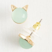 Party Over Ear Earrings | Mod Retro Vintage Earrings | ModCloth.com