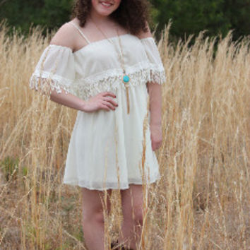 She's Gone Country Dress