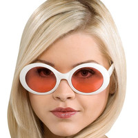 Glasses Fabulous Capri White