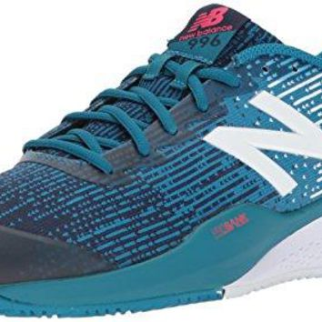 New Balance Men's Clay Court 996 V3 Tennis Shoe
