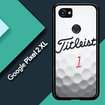 Titleist Golf Ball X4368 Google Pixel 2 XL Custom Case