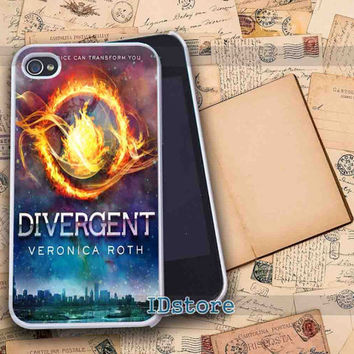 Divergent Cover galaxy _ iphone 4/4s,5/5s,5c samsung s3,s4 Case Design By : IDstore.