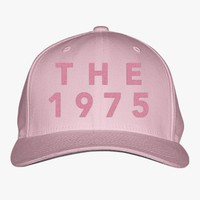 The 1975 Embroidered Baseball Cap
