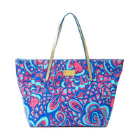 Lilly Pulitzer Resort Tote - Reel Me