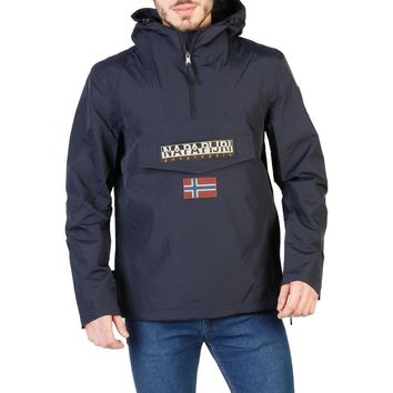 Napapijri Men Blue Jackets