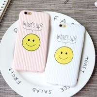 Phone Cases For iPhone 5 5s SE 6 6s 7 Plus Case Silicon Cartoon