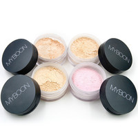 Bare Minerals Facial Compact Skin Make up Loose Mineral Powder Sponge Puff