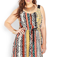 Far East Zippered Dress