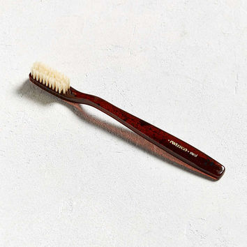 Swissco Natural Bristle Soft Toothbrush - Urban Outfitters