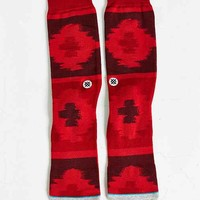 Stance El Centro Sock- Red One