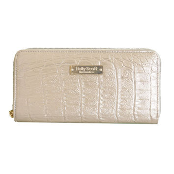 Royce Wallet-Gold - Holly Scott