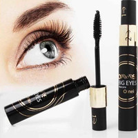 Fashion 3D Fiber Mascara Long Black Lash Eyelash Extension Waterproof Eye Makeup Womens Gift 11