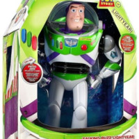 Disney ADVANCED TOY STORY 3 Talking BUZZ Lightyear Action Figure