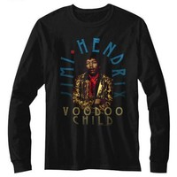 Jimi Hendrix Arc Long Sleeve Shirt