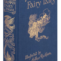 Grimm's Fairy Tales | Folio Illustrated Book