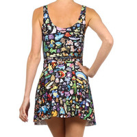 Pokeman Skater Dress