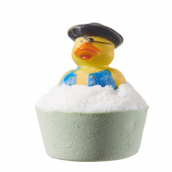 Bath Bombs - Rubber Duck Bath Bomb by Sassy Bubbles -- Coconut Lime Scent