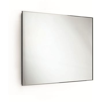 "LB Speci Wall Frameless Rectangular Horizontal Bevelled 5mm Mirror 31.5"" X 23.6"""