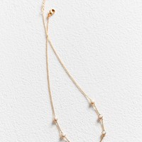 five and two Elizabeth Opal Necklace | Urban Outfitters