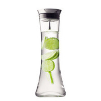 Menu - Water Decanter with Stainless Steel Lid