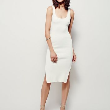 Free People Coolest Column Swit Slip