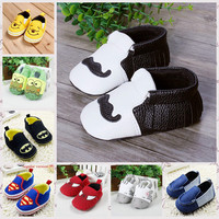 Summer Baby Shoes,newborn Toddle girls princess Soft Sole Shoes For First Walkers size 11 12 13 cm R2235