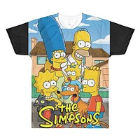 Simpsons Family Unisex T-Shirt