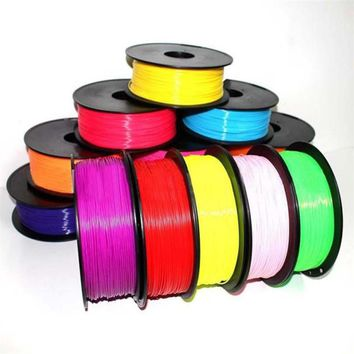 hot selling 10 colors 1.75mm Print Filament ABS Modeling Stereoscopic For 3D Drawing Printer Pen good sale