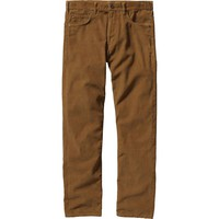 Straight Fit Corduroy Pant - Men's
