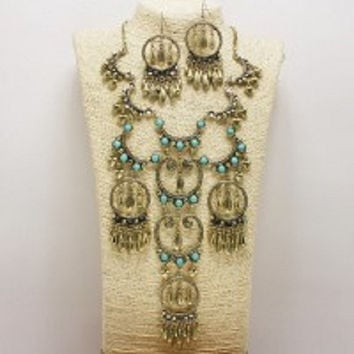 Egyptian Goddess Necklace