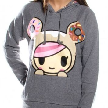 Donutella Popping Hoodie