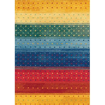 Couristan Oasis Rainbow Area Rug