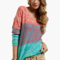 Stitch and Fade Sweater $44