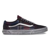 Over Washed Plaid Old Skool Reissue CA | Shop California Shoes at Vans