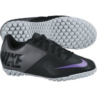 Nike Kids' Junior Bomba II Soccer Cleat - Black/Gray/Purple | DICK'S Sporting Goods