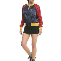 Her Universe DC Comics Wonder Woman Satin Souvenir Jacket