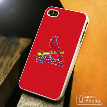 ST LOUIS CARDINALS iPhone 4(S),5(S),5C,SE,6(S),6(S) Plus Case