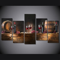 Wine Feast Wall Art