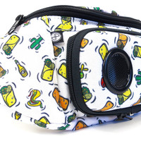 TEAM BURRITO by Joey Brezinski Fanny Pack