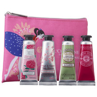 Sephora: L'Occitane : Mini Pretty Hands : skin-care-sets-travel-value