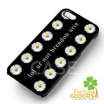 Panic at the disco funny sarcasm quote -swnh for iPhone 4/4S/5/5S/5C/6/ 6+,samsung S3/S4/S5/S6 Regular/S6 Edge,samsung note 3/4