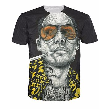 Buy The Ticket Take The Ride | Fear And Loathing In Las Vegas T-Shirt