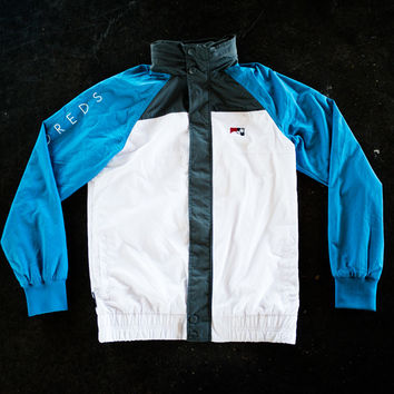 The Hundreds - Latitude Nylon Jacket Blue