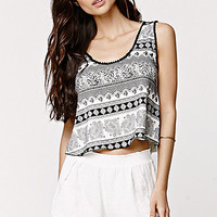LA Hearts Pom Pom Cropped Tank at PacSun.com