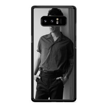 Brendon Urie 1 Samsung Galaxy Note 8 Case