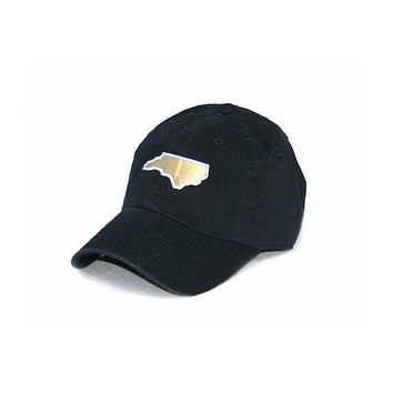 NC Winston-Salem Gameday Hat in Black by State Traditions